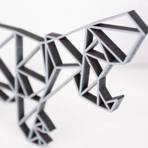 ORIGAMI 3D-Motiv Nilpferd