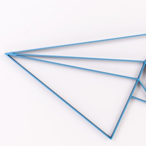 ORIGAMI 3D-Motiv Papierflieger