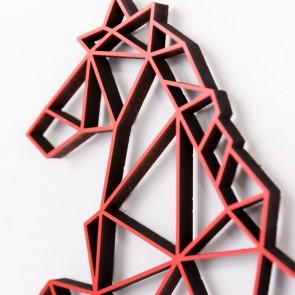 ORIGAMI 3D-Motiv Pferd