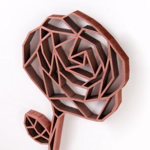 ORIGAMI 3D-Motiv Rose
