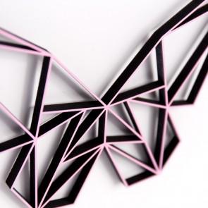 ORIGAMI 3D-Motiv Schmetterling