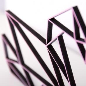 ORIGAMI 3D-Motiv Schwan