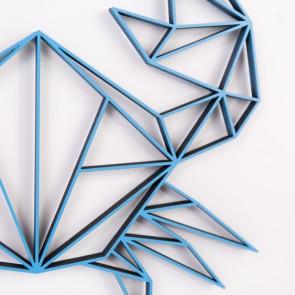 ORIGAMI 3D-Motiv Sternzeichen Krebs