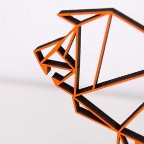 ORIGAMI 3D-Motiv Sternzeichen Löwe