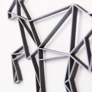 ORIGAMI 3D-Motiv Sternzeichen Steinbock