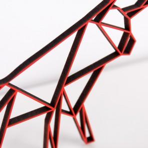 ORIGAMI 3D-Motiv Sternzeichen Stier