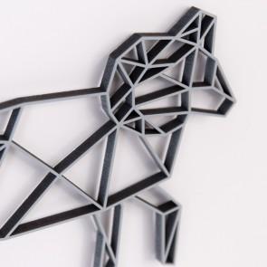ORIGAMI 3D-Motiv Sternzeichen Widder