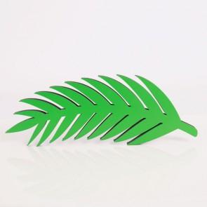 Palmen Blatt aus Holz