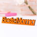"""Dekoschriftzug """"Beste Mama"""""""