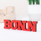 Dekoschriftzug Bonn