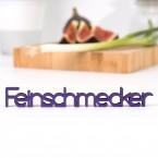 """Dekoschriftzug """"Feinschmecker"""""""