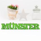 3D-Schriftzug Münster