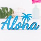 Aloha Dekoschriftzug