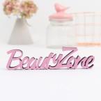 Dekoschriftzug Beautyzone