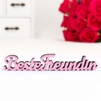 Dekoschriftzug Beste Freundin