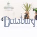 Dekoschriftzug Duisburg