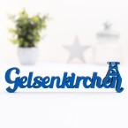 Dekoschriftzug Gelsenkirchen