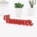Dekoschriftzug Hannover