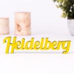 Dekoschriftzug Heidelberg