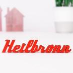 Dekoschriftzug Heilbronn