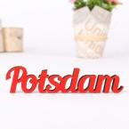 Dekoschriftzug Potsdam