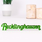 Dekoschriftzug Recklinghausen