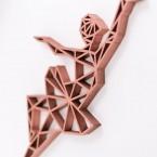 Origami Ballerina