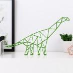 ORIGAMI 3D-Motiv Brachiosaurus