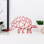 ORIGAMI 3D-Motiv Stegosaurus