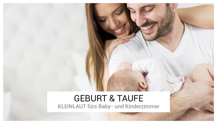 Geburt und Taufe
