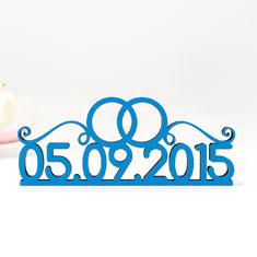 Hochzeitsdatum Wunschschriftzug